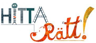 Hitta Rätt! En musikteaterföreställning för barn 6-9 år med Ensemble Yria, Illustration av Kati Mets